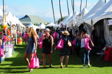 Each year, Maui County's largest products show, the annual Made in Maui County Festival, attracts thousands of visitors and residents to the Maui Arts & Cultural Center in Kahului for two days of awesome shopping, food and fun.