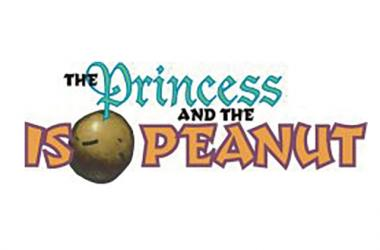 Manoa Valley Theatre Presents - The Princess and the Iso Peanut