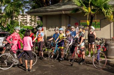 Maui Cycle Exploration - March Ride