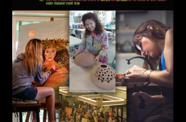 8th Annual Maui Open Studios Event 2018