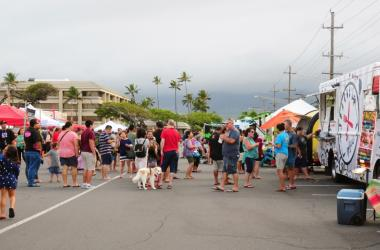 The weekly Maui Sunday Market shines the spotlight on Maui's hardworking entrepreneurs in an effort to grow their businesses.