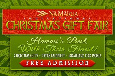 Na Makua Invitational Christmas Gift Fair