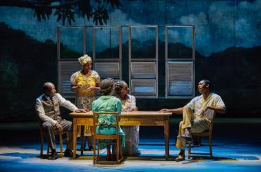 National Theater Live presents Small Island