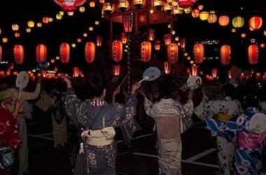 Obon Dance & Festival - Hakalau Jodo Mission