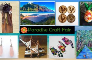 Paradise Craft Fair
