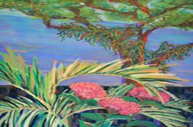 Pastel On-Site Landscape Painting with Patti Pease Johnson