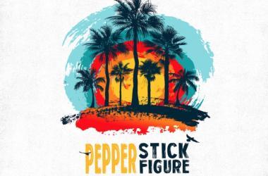 Pepper and Stick Figure