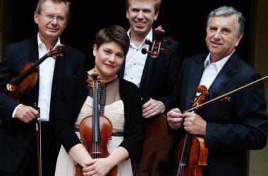 Pražák and Zemlinsky Quartets
