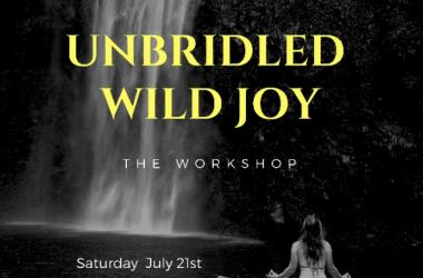 UNBRIDLED WILD JOY the Workshop!