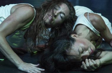 Dancers Colee Garr & Jenn Eng; photo credit Uncommon Sense Images