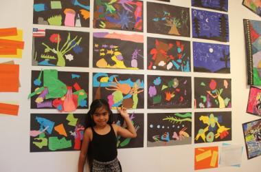 Youth Arts Exhibition At Hui Noeau Visual Arts Center