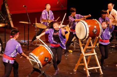 Zenshin Daiko's 19th Annual Taiko Festival