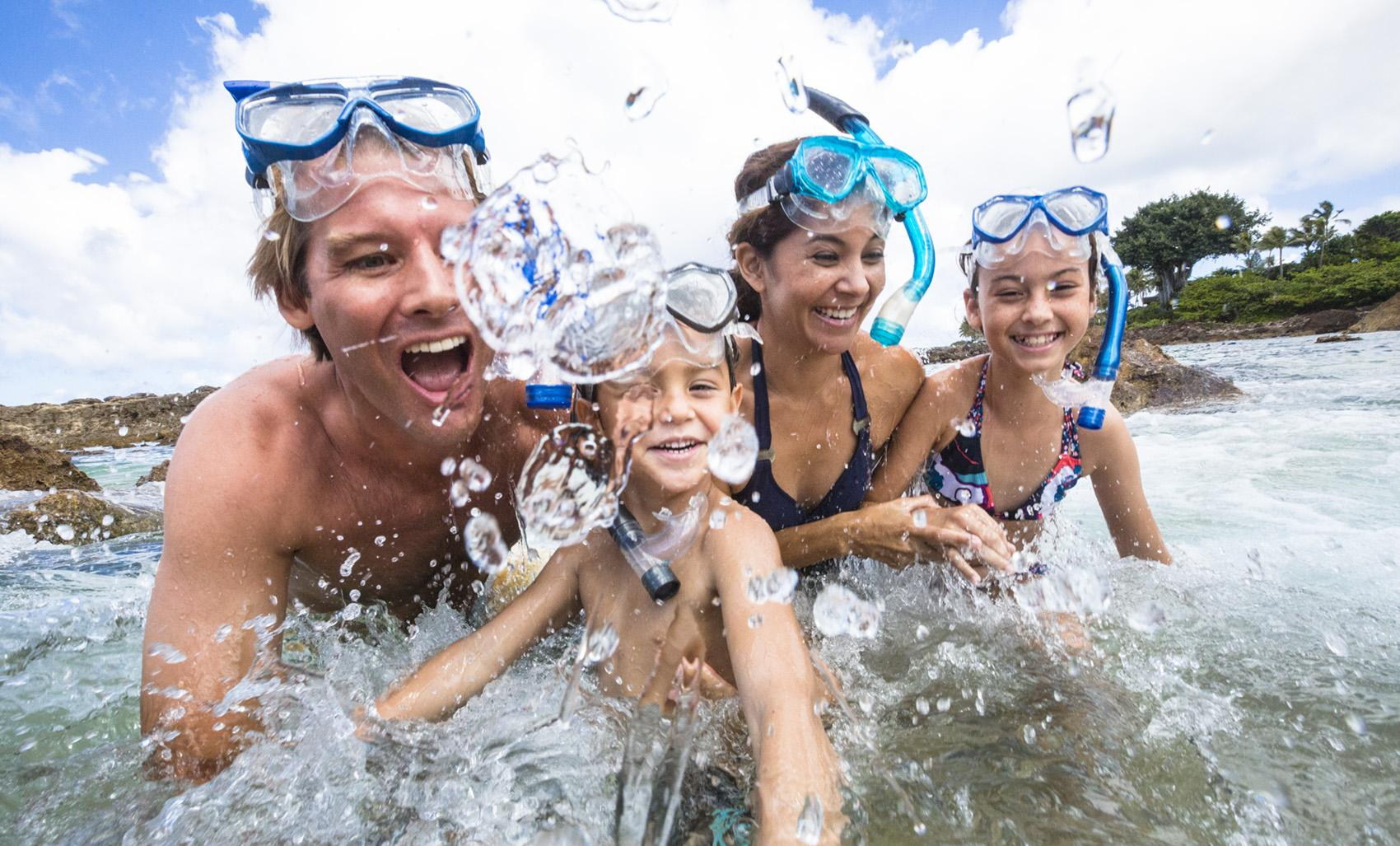 Family Fun In Hawaii Things To Do With Kids In Hawaii Go Hawaii