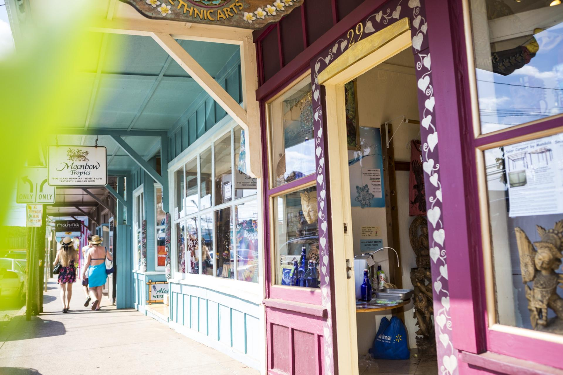 Shopping on Maui | Maui Shopping| Go Hawaii