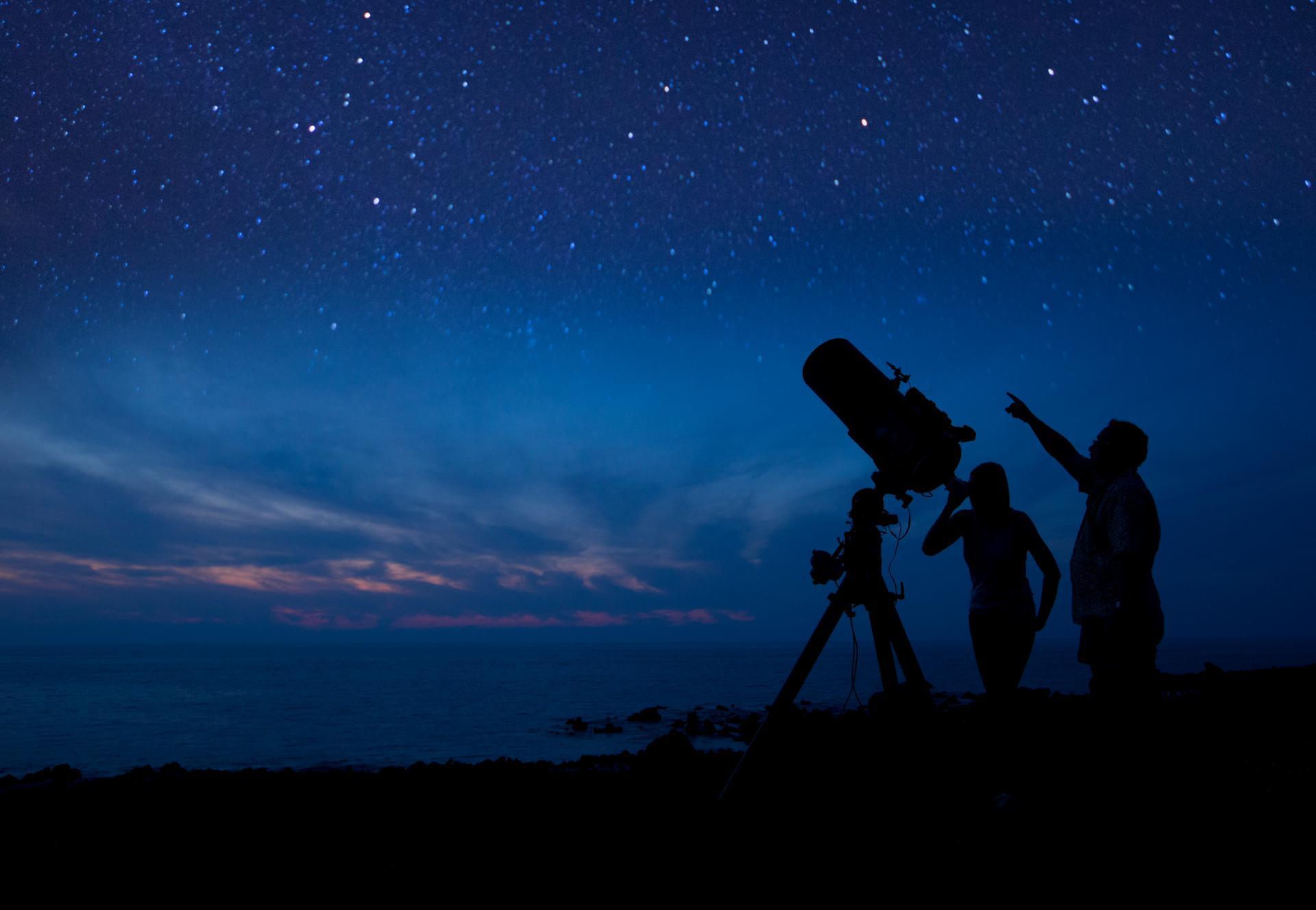 Stargazing | Go Hawaii