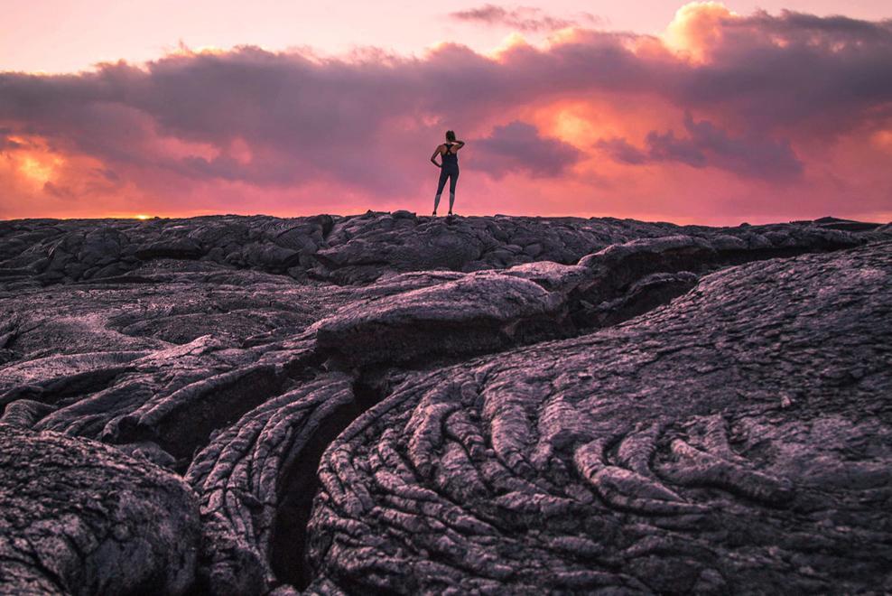 Island of Hawaii Drive Itinerary