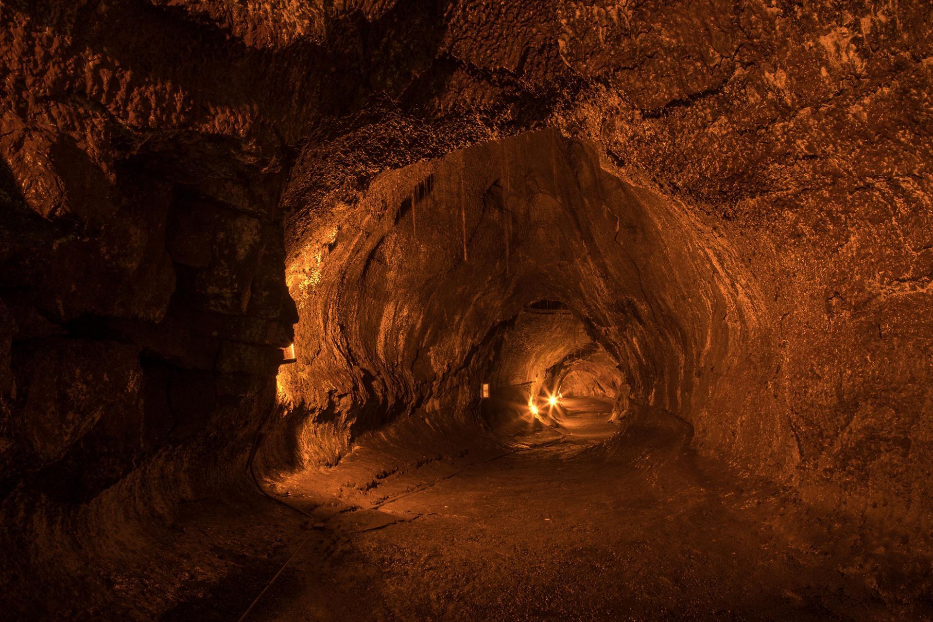 Nahuku (Thurston Lava Tube)