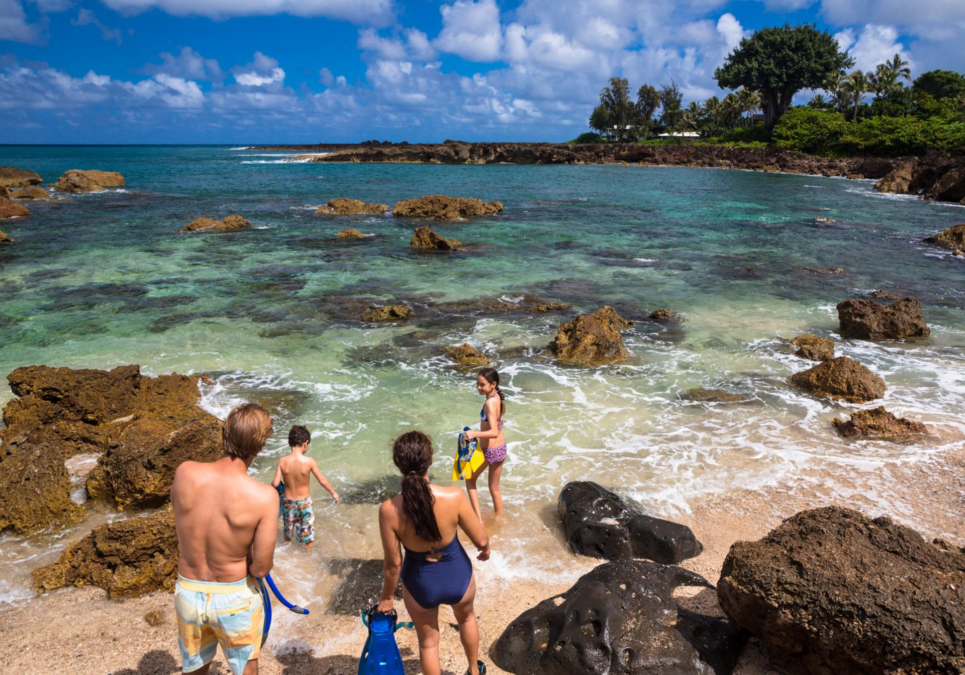 Top family holiday experiences on Oahu