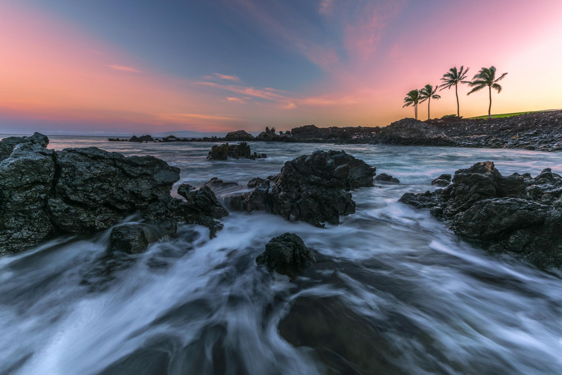 The Island of Hawaii five ways
