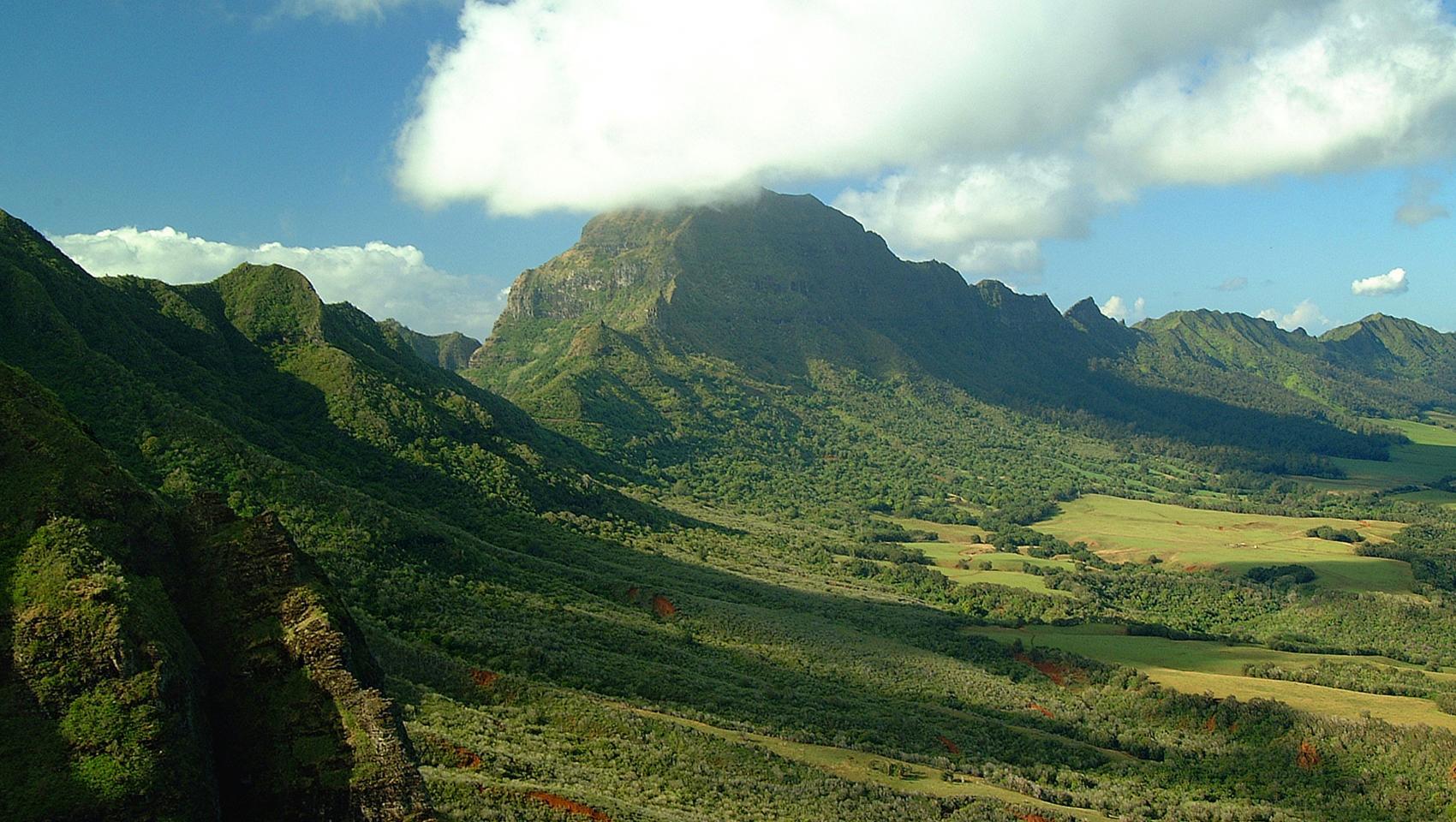 Haupu: Kauai's Guardian