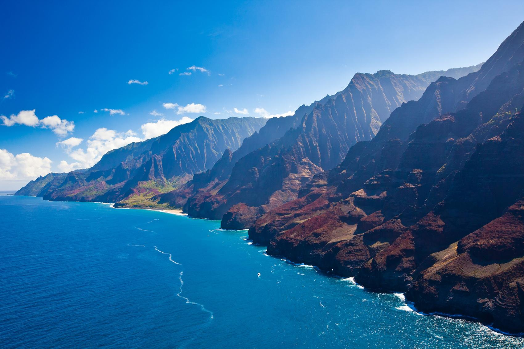 The Napali Coast On Kauai Go Hawaii
