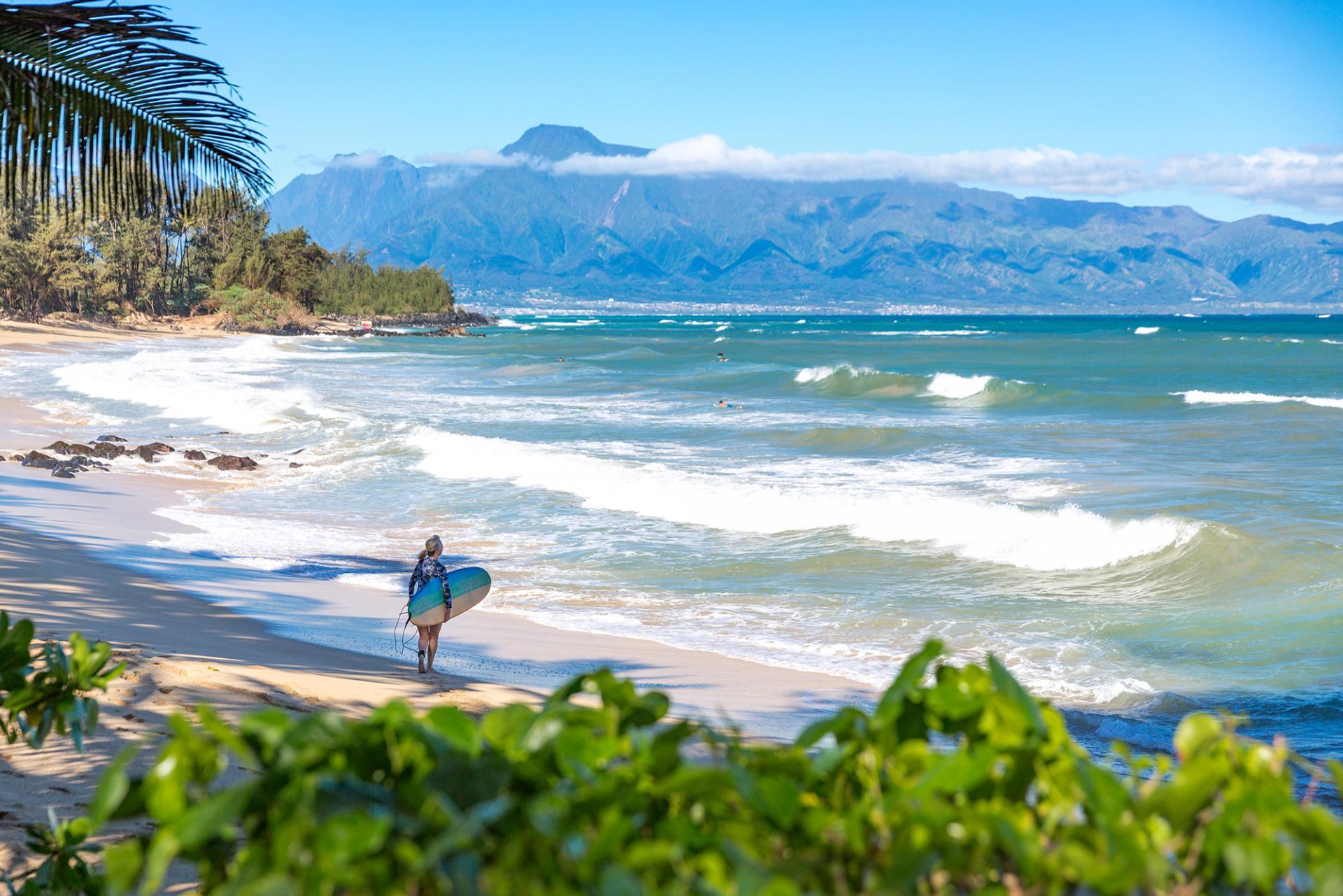 Maui five ways