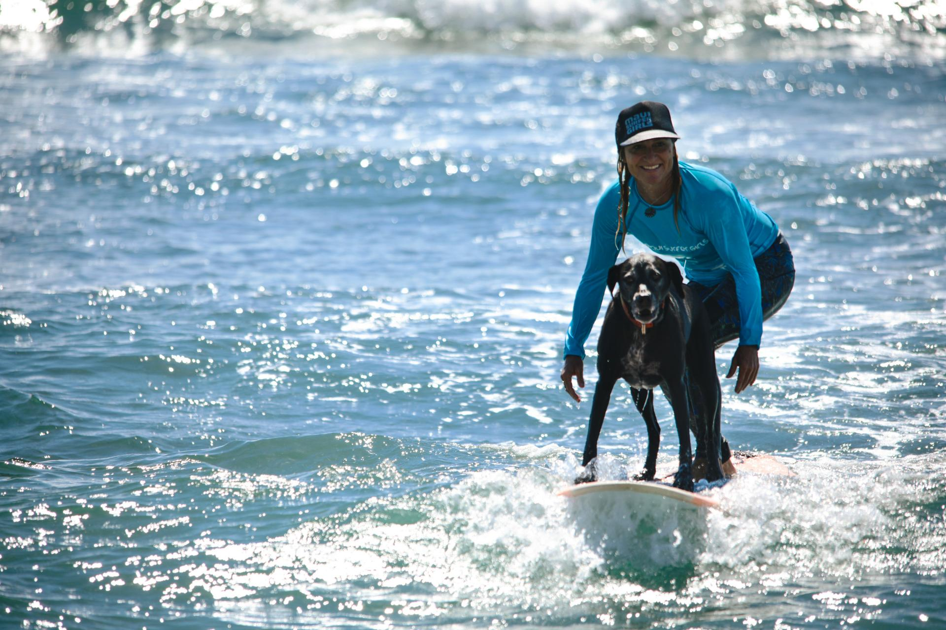 Healing Through Surfing