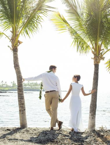 Weddings on the Island of Hawaii