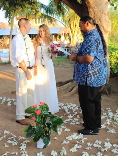 Wedding on Molokai