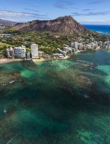Diamond Head On The Island Of Oahu Is One Hawaiis Most Famous Natural Landmarks
