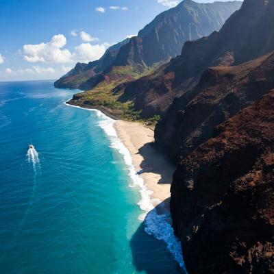 The North Shore of Kauai