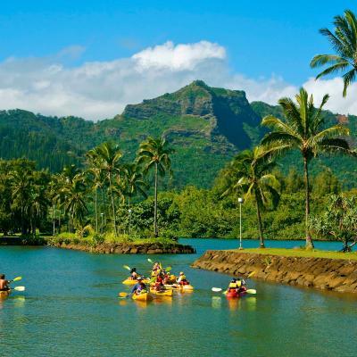 East Side (Coconut Coast), Kauai