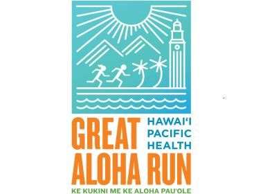 HPH Great Aloha Run Logo