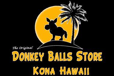 Donkey Balls Store Logo