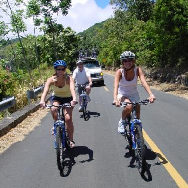 Downhill Bike Tour