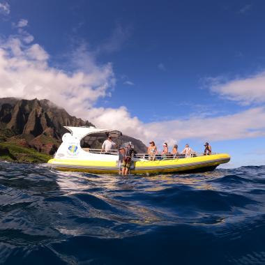 NaPali Coast Luxury Super Raft Tours