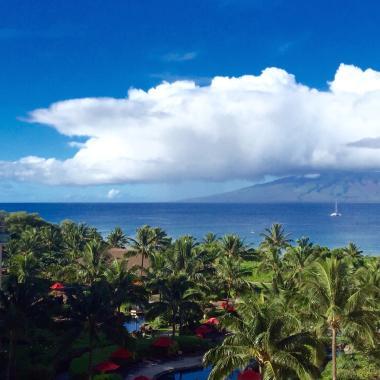 Konea 639 View From Lanai
