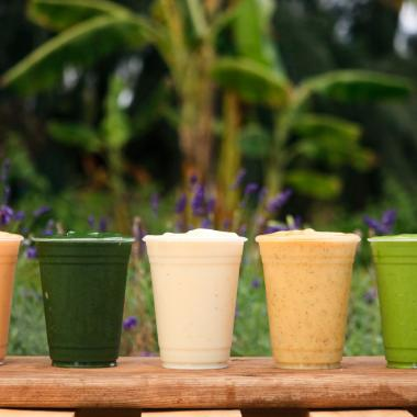 Plant Based Smoothies