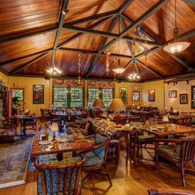 Kilauea Lodge Restaurant