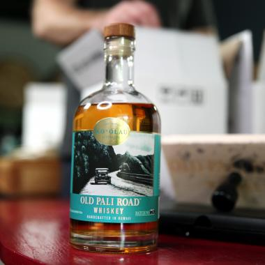 Old Pali Road Whiskey