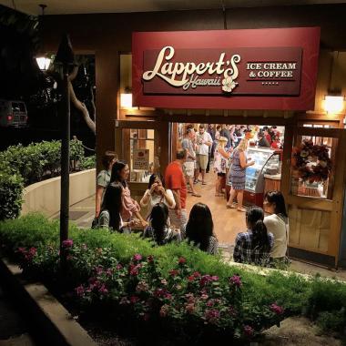 Lappert's Hawaii: Hilton Hawaiian Village