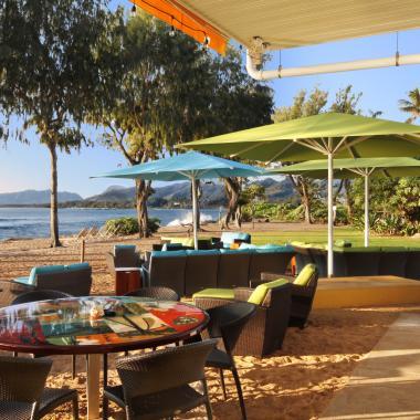 Lava Lava Beach Club Beachfront