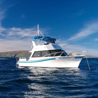 Maka Koa Dive Boat