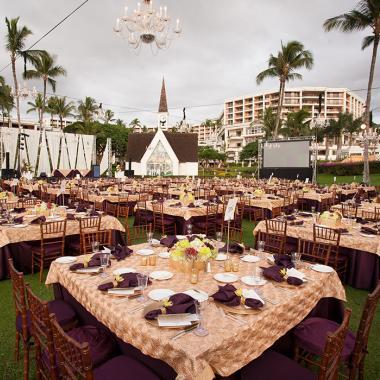 Elegant Outdoor Event