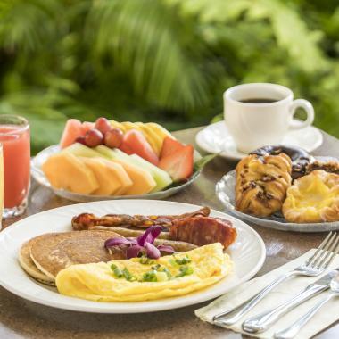 PT Breakfast