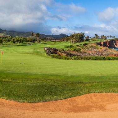 Poipu Bay GC 16th hole