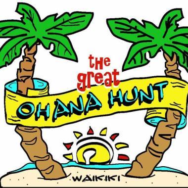 The Great Ohana Hunt