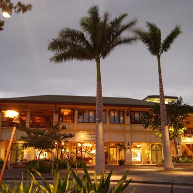 The Shops at Mauna Lani