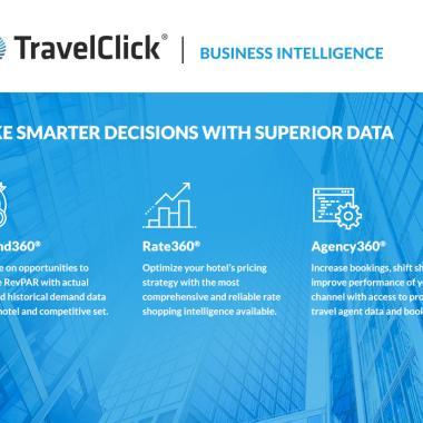 TravelClick Business Intelligence