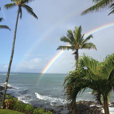 Kahana Double Rainbow